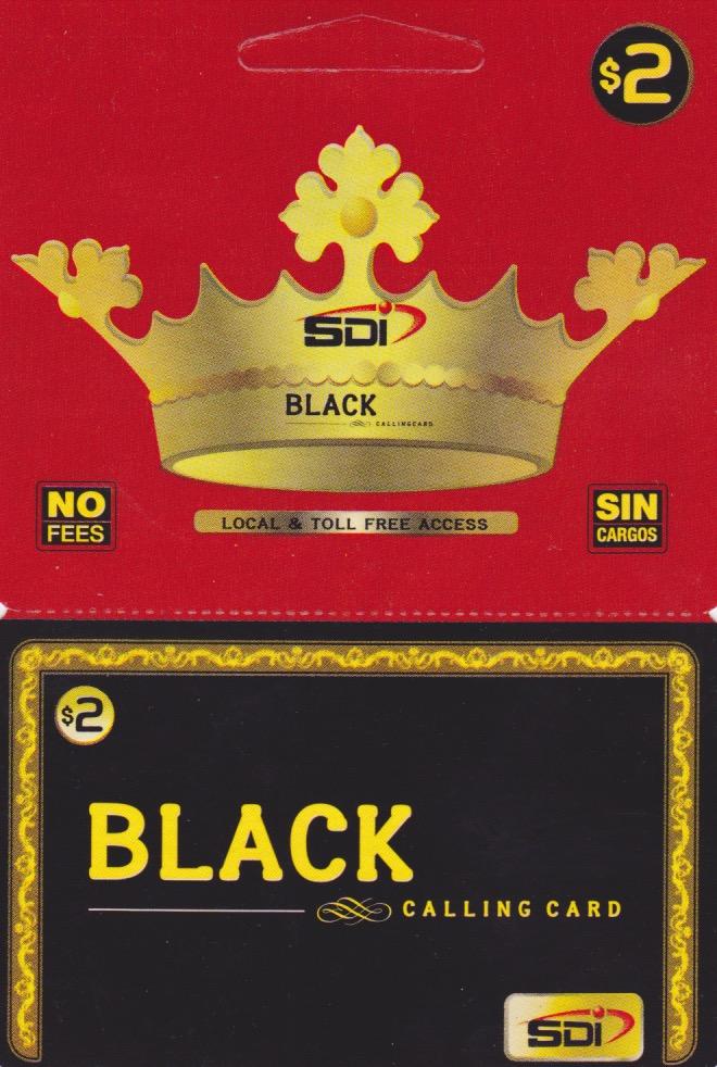 Black $2