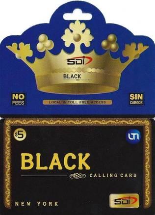 Black $5