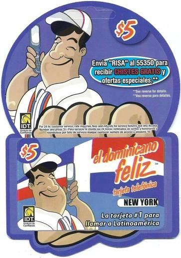 El Dominicano Feliz $2
