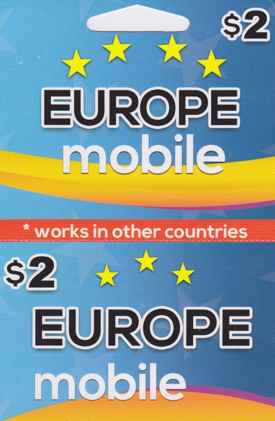Europa mobile $2