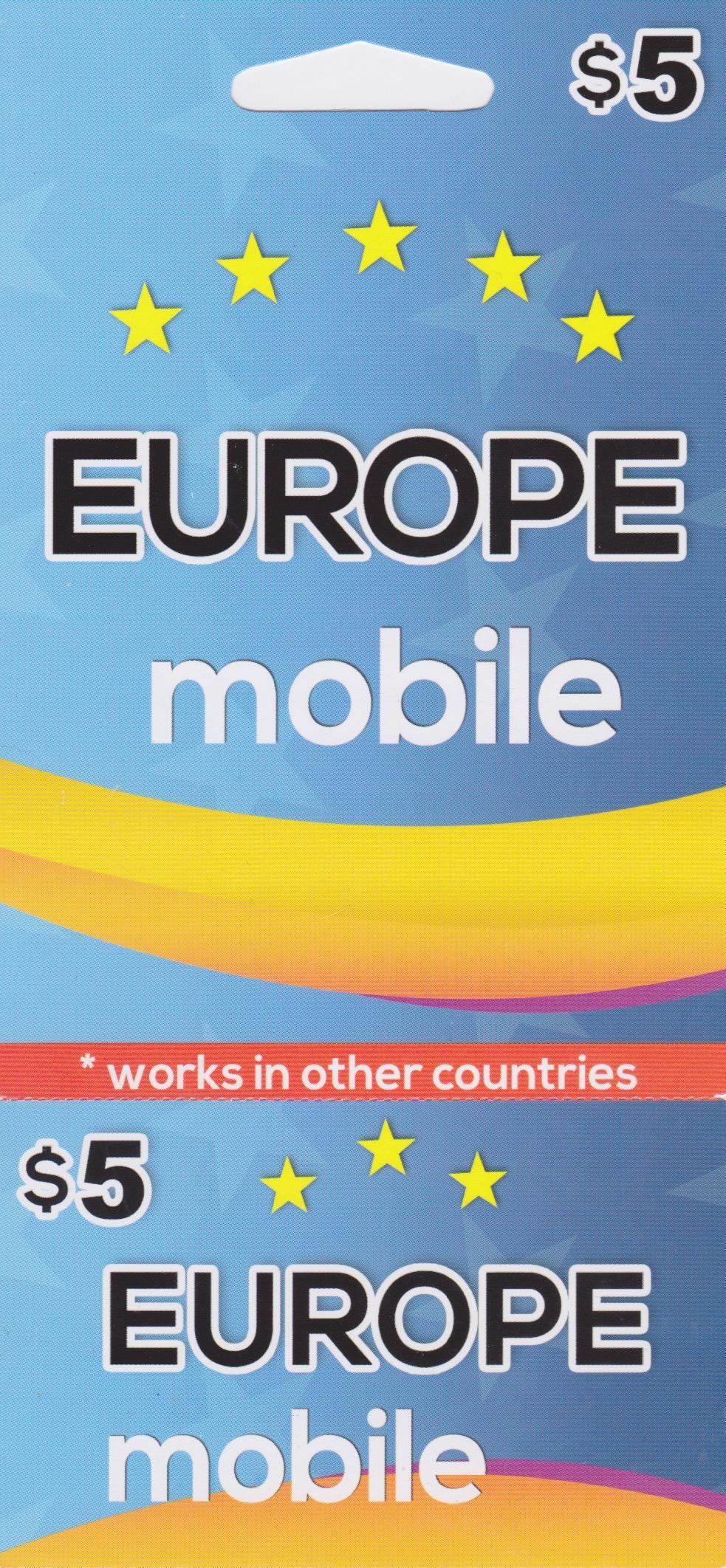 Europa mobile  $5